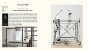 Boek: Printing Things, Visions and Essentials for 3DPrinting